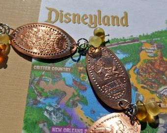 Critter Country Disneyland Pressed Penny Bracelet