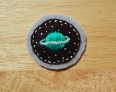Planet Schmanet (Patch, Pin, Brooch, or Magnet)