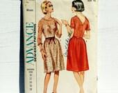 1960s Evening Dress Patte...
