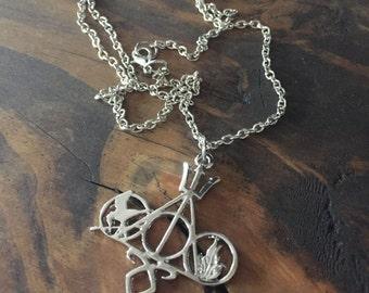 SUPER SALE! Fandomly Necklace Multi- fandom necklace pendant