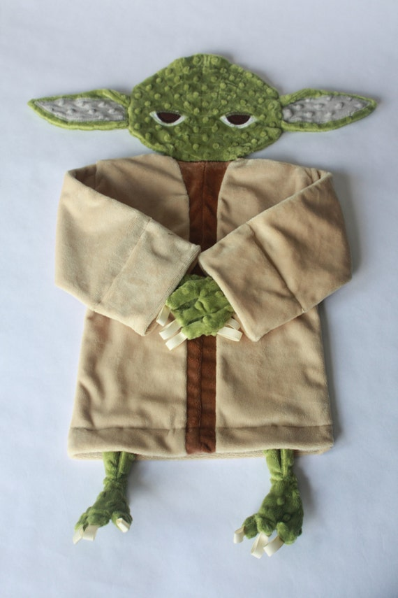 Yoda Security Blanket