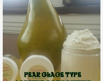 Pear Glace Type Scented Body Butter
