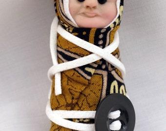 OOAK doll magnet