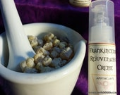 Frankincense rejuvenative creme, with whole Frankincense oleoresin