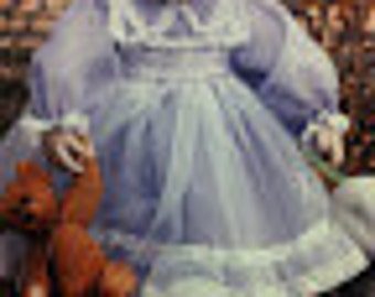 Doll Dress Pattern. BS-557-67