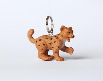 "Key chain ""Leopard"""