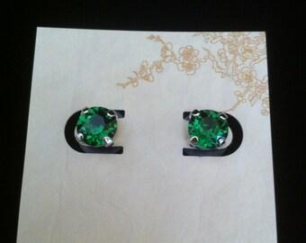 Swarovski Elements Post Earrings