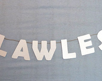 Flawless Party Banner