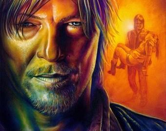 New Daryl Dixon Poster