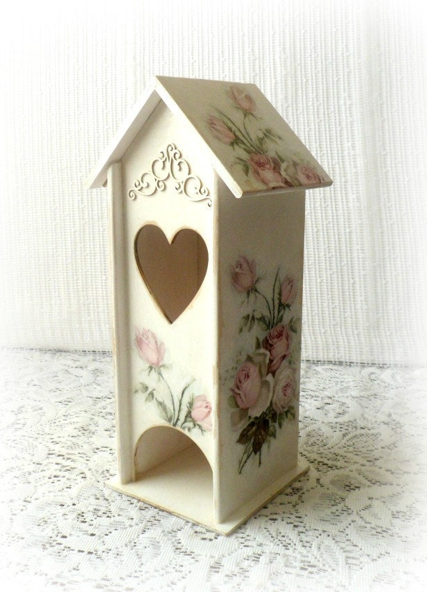 tea bags holder tea house box tea bag storage vintage. Black Bedroom Furniture Sets. Home Design Ideas