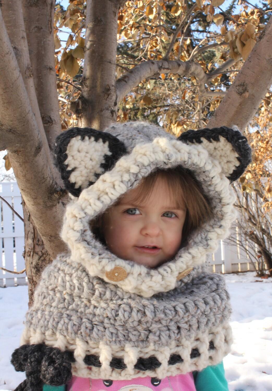 Woodlynn Wolf Cowl Patterns - Patterns Kid