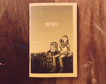 The Swell / Pure Baddd: Issue 1
