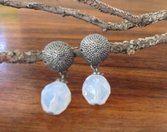 Blue earrings for women, blue earring, earring blue, aqua blue earrings, blue sapphire dangle earrings FREE SHIPPING!  Blue earrings