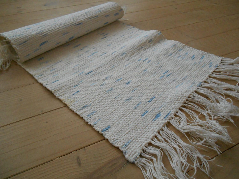 schwedische vintage rag rug tabelle tunner woven. Black Bedroom Furniture Sets. Home Design Ideas