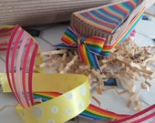 Joy Rainbow Soap Cake Slices, 100% Naturally Fragranced, Coconut and Tree Nut Free