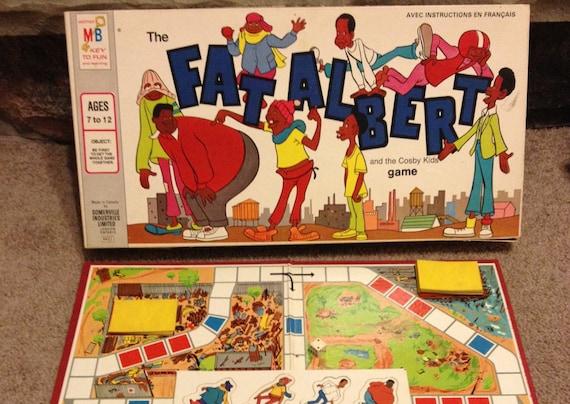 Fat Albert Games 71