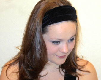 Stretch Velvet Headband