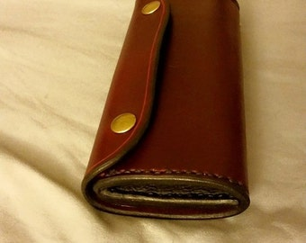 Ladies Fold-over Wallet