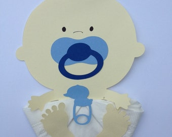 Baby Shower Baby Boy Baby Shower Napkins Baby Shower Decorations Baby Shower Favors