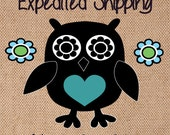 Expedited Shipping for Blooming Door Decor Single Print Orders - US Customers Only