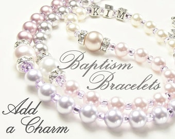 Add a Sterling Silver charm to your Bracelet or Rosary order.