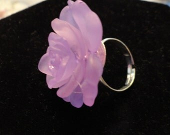 Spring blossom ring