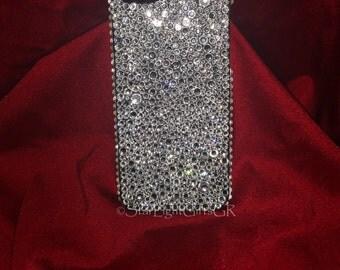 Custom Swarovski iPhone 5/5s Case