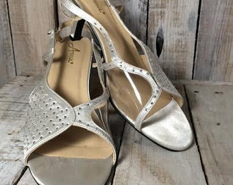 Annie Shoes - Size 11 WW - Extra Wide Shoes - Wide Width Heels, extra wide width high heels, wide width pumps, extra wide women shoes