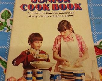 1970s Junior Cook Book by Marguerite Patten