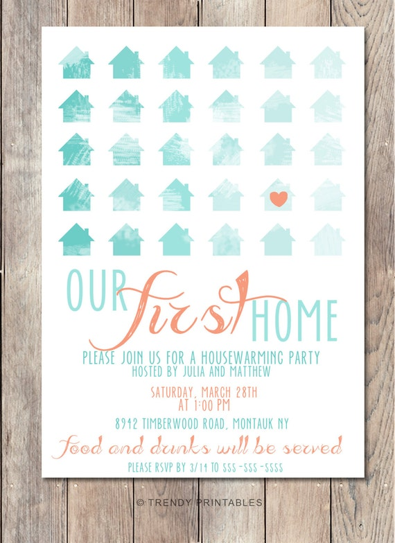 Housewarming Party Invitations is good invitation template
