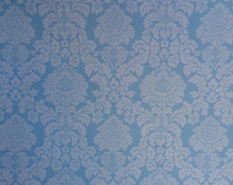 Frame Color - Blue Damask - Do Not Purchase This Listing
