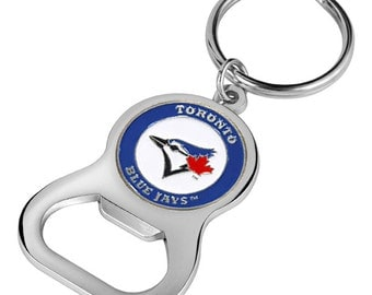 Toronto Bluejays Keychain Bottle Opener