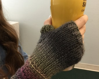 Fingerless Light Weight Gloves