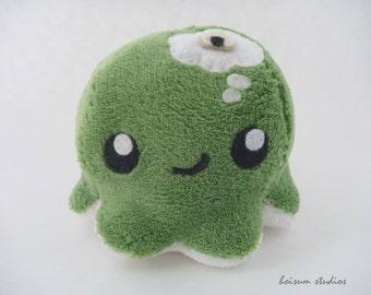 Octopus Plush - The Thoughtful Tako *Got Rice Ball?*