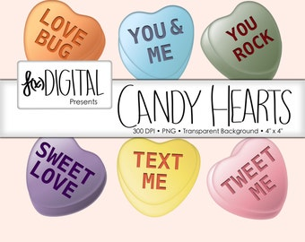 """Shop """"valentines clipart"""" in Etsy Shop Supplies"""