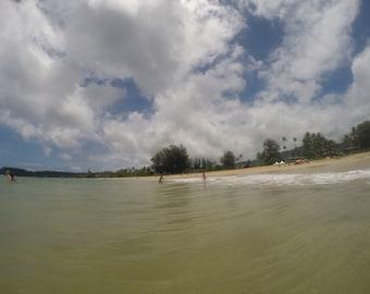 Kauai North Coast Fisheye
