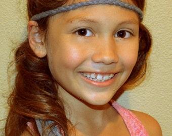 Stretchy Cotton Hair Braid Headband Boho Girls and Adult