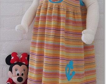 jersey summerdress size 18-24 months