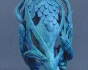 Owl Wildlife Statue