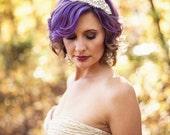 Pearl Crystal Bridal Headpiece, Rhinestone Hair Comb, Pearl, Crystal Bridal Hair Accesories, Wedding Hair Piece, Wedding Hair Accessories