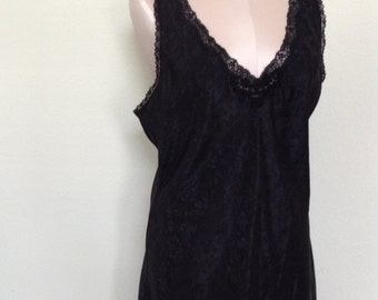 Vintage Chemise Barbizon Nightgown Nightie 38