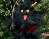 Small Krampus Ornament