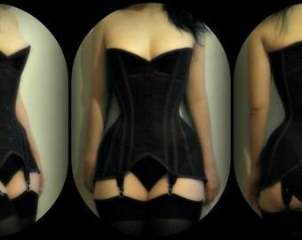 Pattern - Overbust corset TESA-