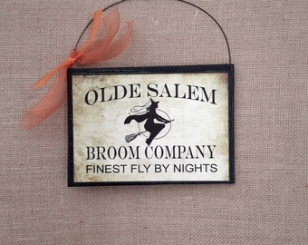 Halloween decor, witch sign, funny, signs with sayings, Halloween sign, witchy wicca party prop