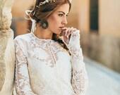 Valentina Golden Flower Crown