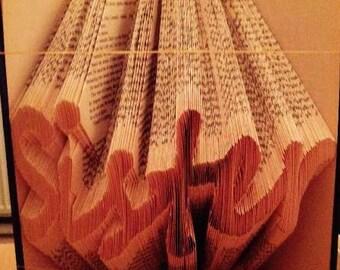 Sister  book fold *PATTERN*