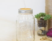 SALE! Mason Jar Tumbler // The 32