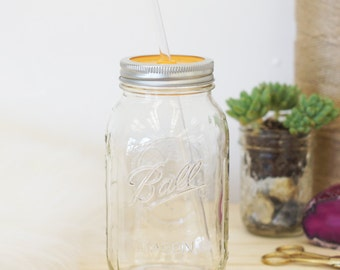 SALE!! Mason Jar Tumbler // The 32