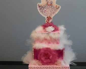 SPECIAL SALE - Fancy Nancy Centerpiece