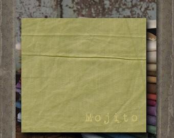 Fabric 1 YARD: Aged Muslin Cloth (New) - MOJITO 165 Marcus Fabrics